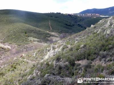 Senda Genaro - GR300 - Embalse de El Atazar - Patones de Abajo _ El Atazar;senderismo por valencia